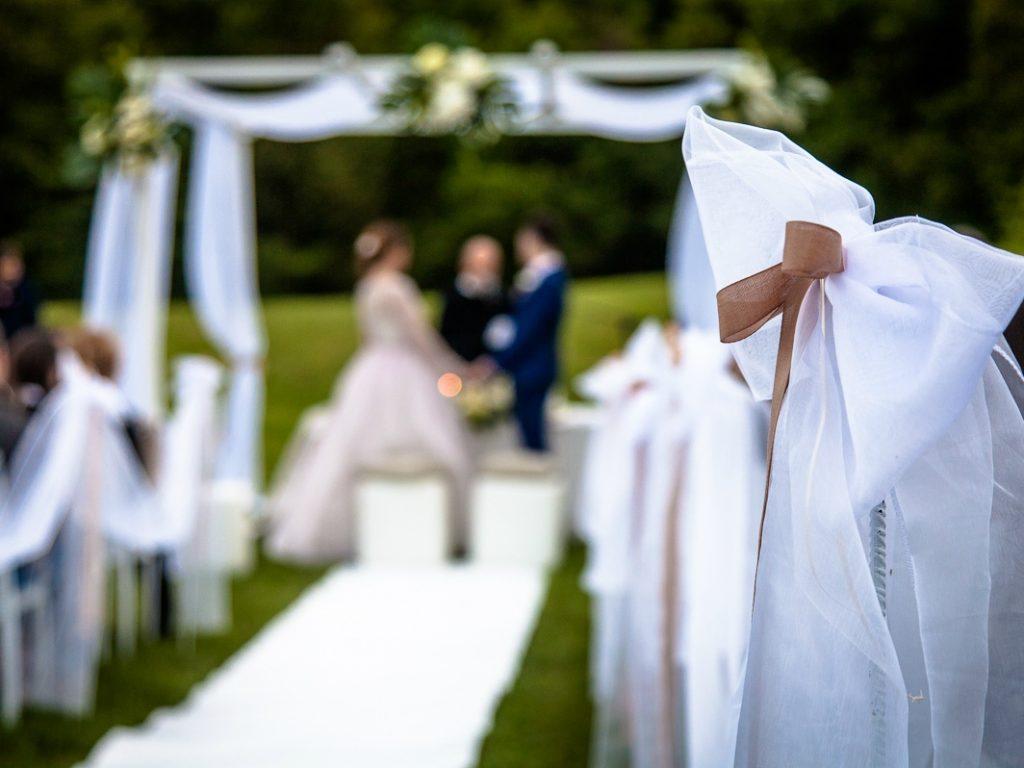 Sposarsi in Villa? Da oggi si può!