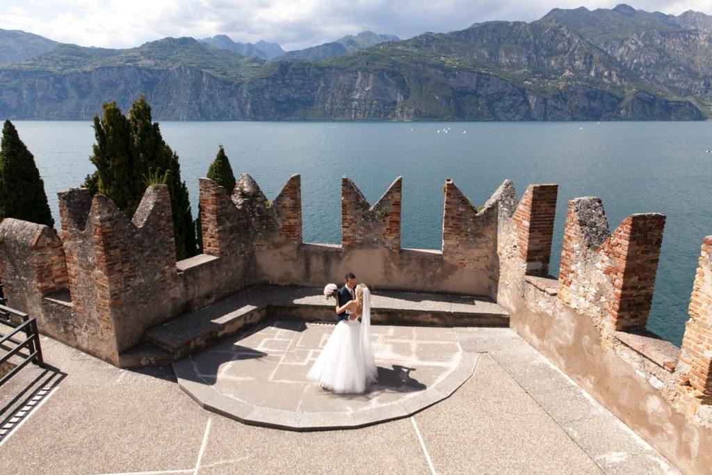 Sposarsi sul lago di Garda per un matrimonio da favola